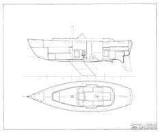 Coronado 32 Interior Arrangement Plan - Page 2