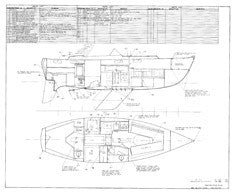 Coronado 32 Construction Plan