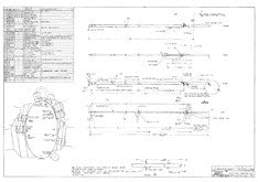Coronado 32 Mk II Mast Assembly Short Rig Plan - Optional
