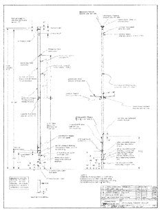 Coronado 35 Optional Mast Plan - Sloop