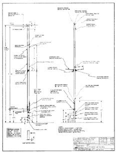 Coronado 35 Optional Mast Plan - Ketch Rig