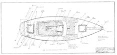 Coronado 35 Deck Wood Plan