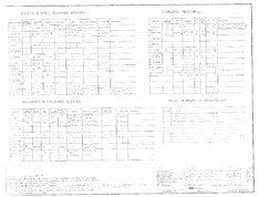 Coronado 41 Rigging Specifications Plan