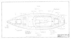 Coronado 41 Deck Wood Plan