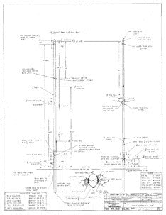 Coronado 45 Mast Assembly Plan - Optional