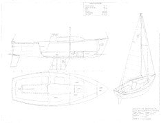 Columbia 22 Interior Arrangement & Perspective Plan