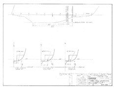 Columbia T23 Thru Hull Locations Plan