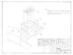 Columbia T23 Galley Installation Plan - Optional