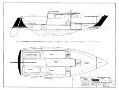 Columbia T23 Interior Arrangement Plan