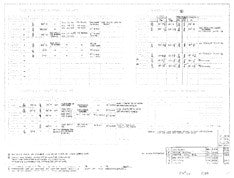 Columbia 26 Mk II Rigging Specifications Plan