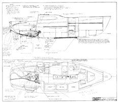 Columbia 26 Mk II Engine Installation Plan V2