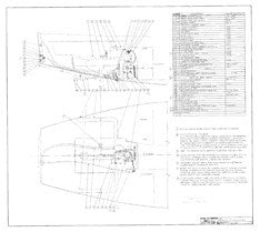 Columbia 26 Mk II Engine Installation Plan