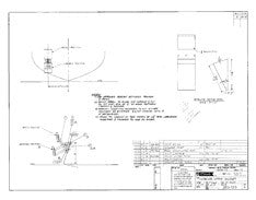 Columbia T26 Outboard Motor Bracket Plan