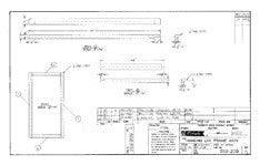 Columbia T26 Hanging Locker Frame Assembly Plan