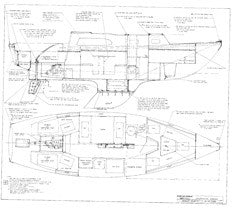 Columbia 28 Construction Drawing
