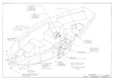 Columbia 28 Plumbing Plan - Optional