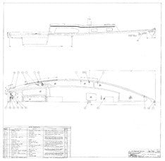 Columbia 28 Centerboard Assembly Plan - Optional