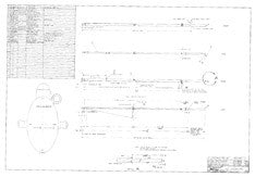 Columbia 30 Mast Assembly Plan - Standard
