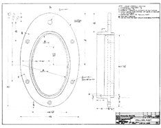 Columbia 30 Mast Collar Plan