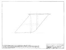 Columbia 30 Line Drawing Abbreviated (Keel)