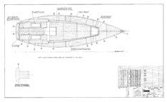 Columbia 32 Deck Plan