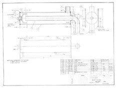 Columbia 32 Heat Riser Plan