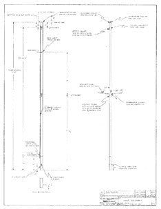 Columbia 34 Mk II Mast Assembly Plan