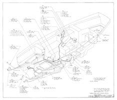 Columbia 36 Plumbing Plan - Optional