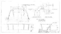 Columbia 36 Aft Pulpit Plan