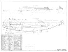 Columbia 36 Deck Hardware Plan - Optional