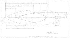Columbia 36 Ground Strap & Thru Hull Layout Plan