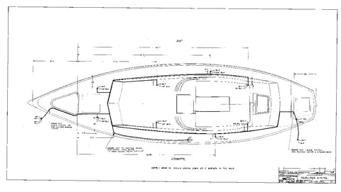Columbia 41 Headliner Wiring Plan