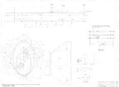 Columbia 43 Mast & Boom Assembly Plan - Mark III