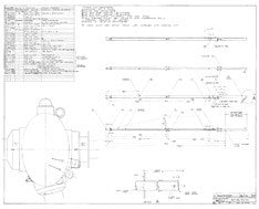 Columbia 45 Mast Assembly Plan - Tall Rig