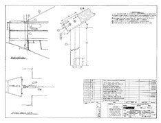 Columbia 45 Emergency Tiller Assembly & Installation Plan