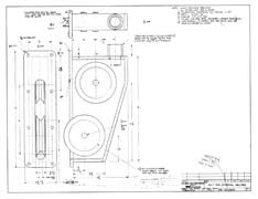 Columbia Yachts Exit Box Plan - Internal Halyard