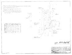 Columbia Yachts Ballast Steel Backbone Assembly Plan