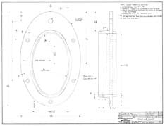 Columbia Yachts Mast Collar Plan