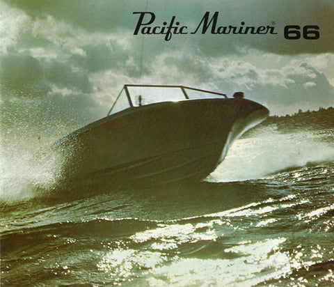 Pacific Mariner 1966 Brochure