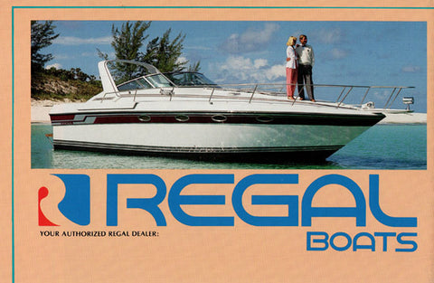 Regal 1980s Abbreviated Brochure