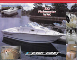 Sport Craft 232 Fishermaster WAC Brochure