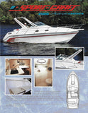 Sport Craft 2500 Avanza Cruiser Brochure