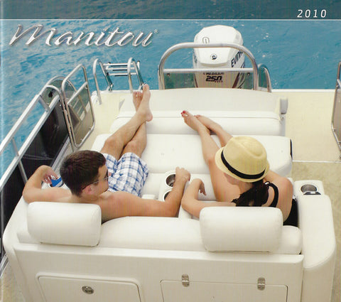 Manitou 2010 Pontoon Brochure