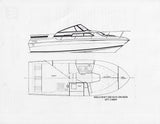 Wellcraft 230 Suncruiser Aft Cabin Specification Brochure