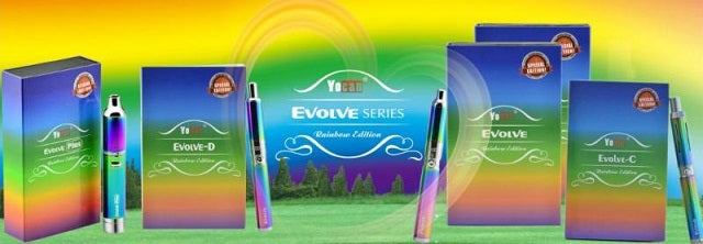 Yocan Rainbow Edition Products