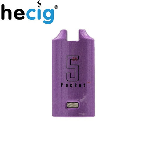 5th Pocket 400mAh VV Preheat Thick Oil Cartridge Battery - Vape Pen Sales