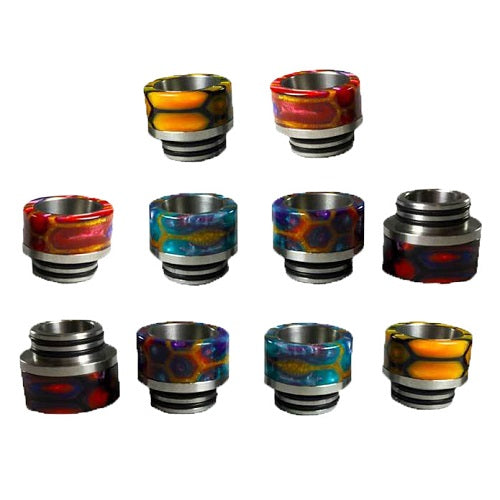 810 Drip Tip for Smok TFV8 and TFV12 Prince Tanks5th Pocket 400mAh VV Preheat Thick Oil Cartridge Battery - Vape Pen Sales