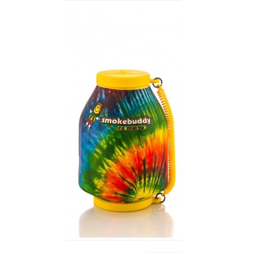 The Original Smokebuddy Tie Die Tiedie Tie-Die Yellow