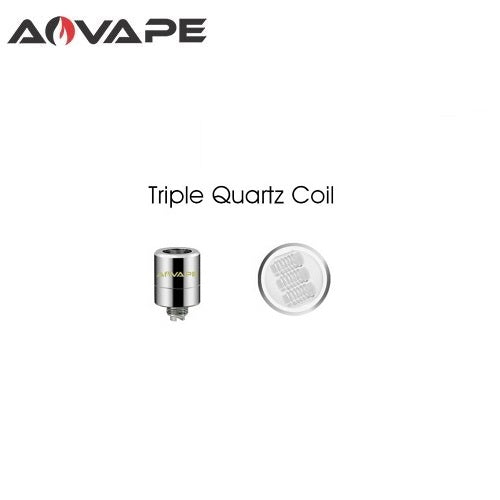 AOVape Dima Triple Quartz Replacement Coil Vape Pen Sales