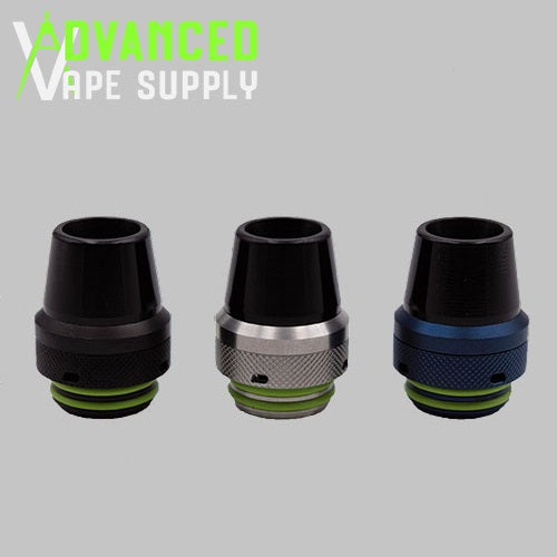 AVS Vortex AFC and 510 Drip Tip for the Molecule RDA Wax Atomizer